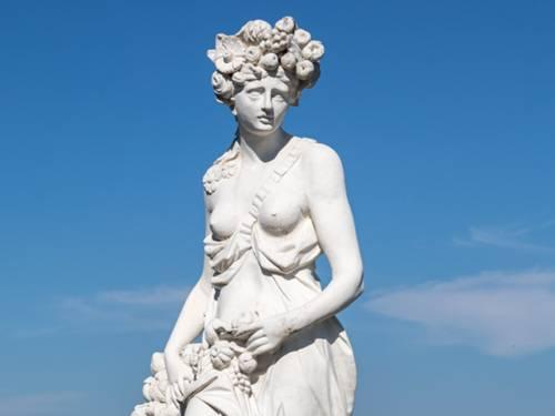 Kybele Skulptur