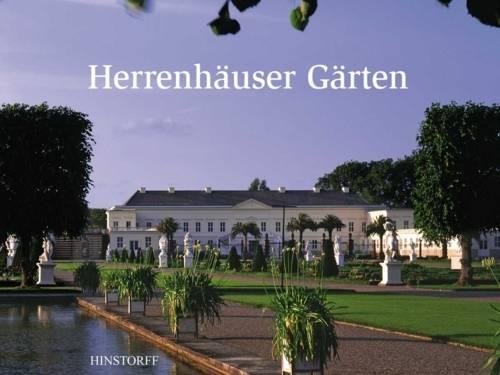 Titelseite Herrenhäuser Gärten