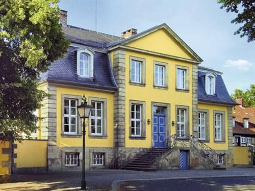 Außenansicht des Hardenbergschen Hauses