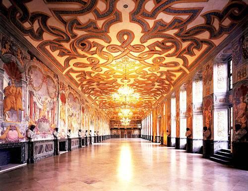Festsaal der Galerie