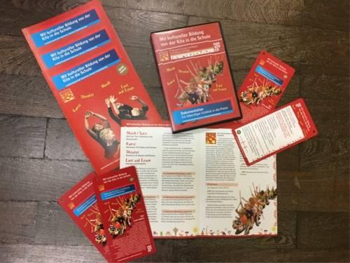 Mit kultureller Bildung von der Kita in die Schule