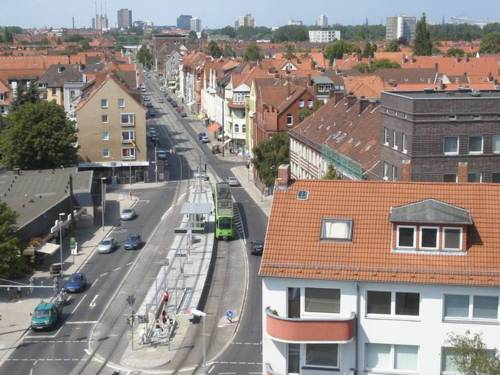 Ausblick Ricklinger Stadtweg