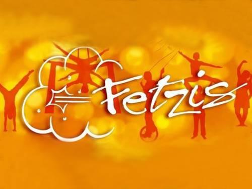 """Logo des Kinder- und Jugendzirkus """"Fetzis"""""""