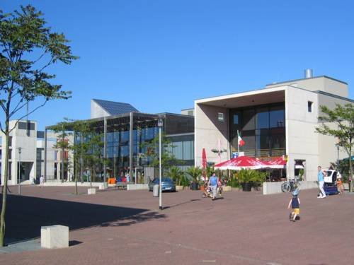 Stadtteilzentrum KroKuS Ansicht vom Thie