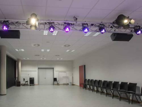 Probenraum für Tanz- und Theatergruppen