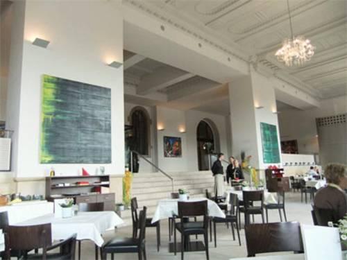 "Das Restaurant ""Der Gartensaal"""