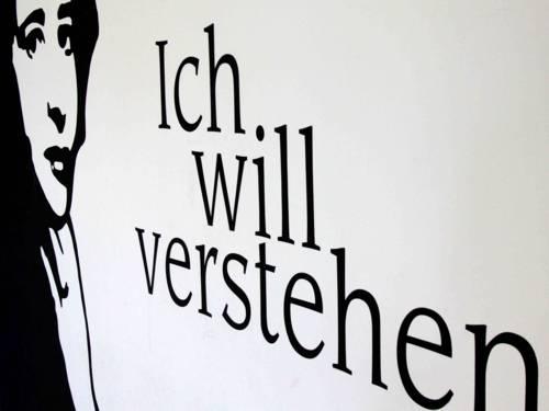 """Hannah Arendt: """"Ich will verstehen"""""""