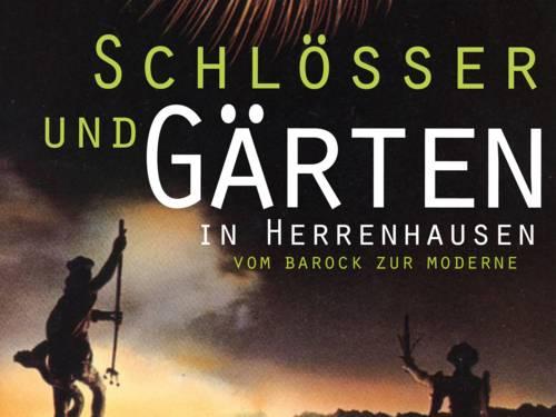"""Titelansicht der Publikation """"Schlösser und Gärten in Herrenhausen"""""""