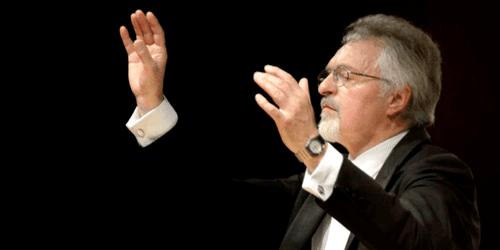 Dirigent Hans-Christian Euler