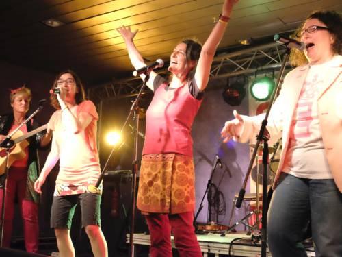 Niedersächsische Frauenmusiktage 2016, Band der 80er