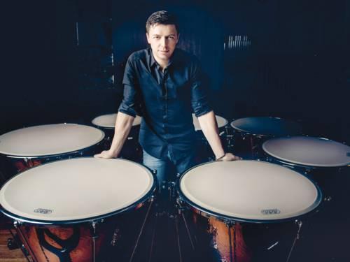 Multi-Perkussionist Martin Grubinger