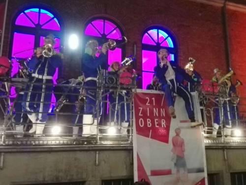 Königliche Braut - Brassband aus Hannover Linden