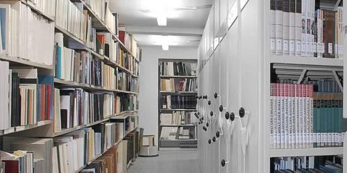 Die Bibliothek des Museum August Kestner
