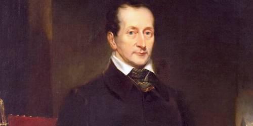August Kestner (1777-1853), Portrait nach Restaurierung