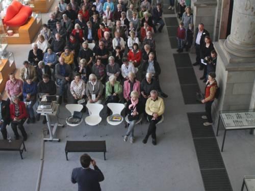 Vortrag im Museum August Kestner