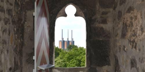 Der letzte vollständig erhaltene Stadtmauerturm Hannovers ist ein Zeugnis der mittelalterlichen Stadt.