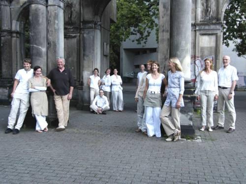 Ein Chor-Ensemble der Musikschule mit vielschichtigem Repertoire