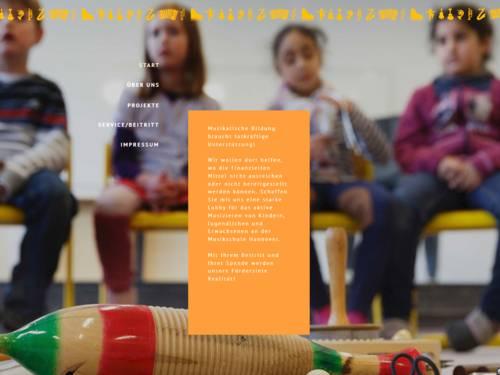 Förderverein der Musikschule