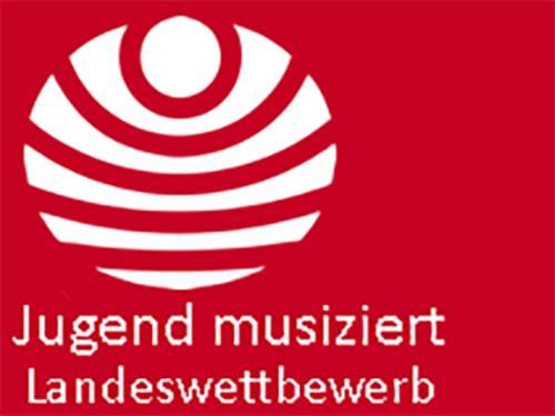 Jugend musiziert-Logo Landeswettbewerb