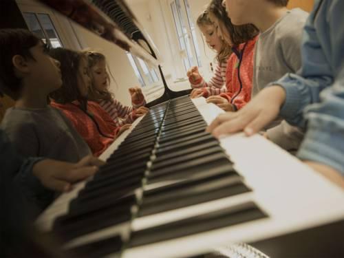 Einsteigerkurs Klavier