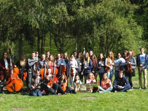 Jugendsinfonieorchester der Musikschule