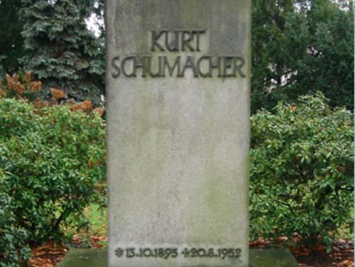 Ehrengrab Kurt Schumacher