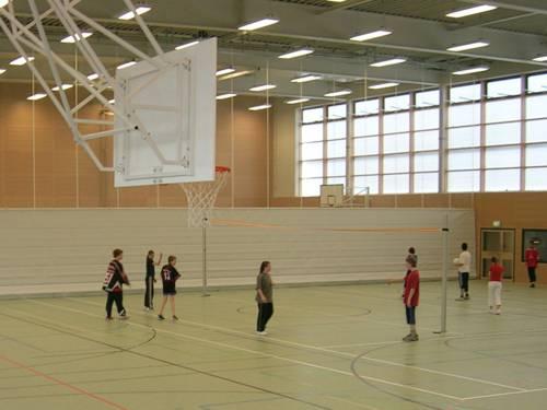 Sporthalle der IGS Kronsberg