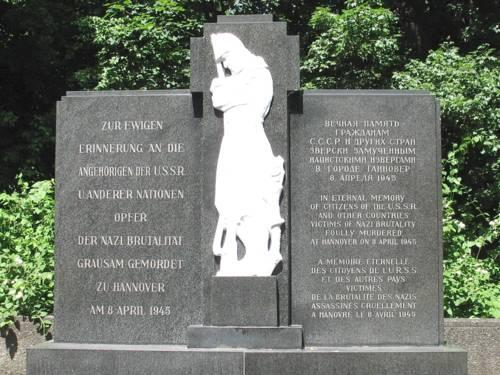 Ehrenfriedhof Maschsee-Nordufer
