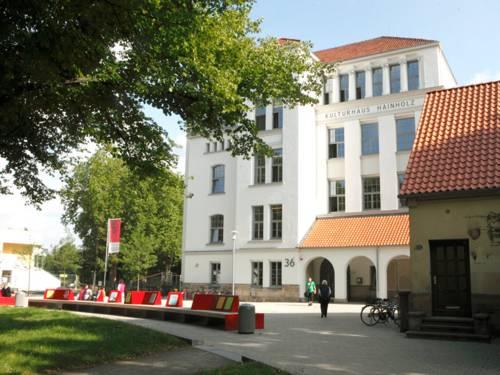 Das sanierte Kulturhaus Hainholz