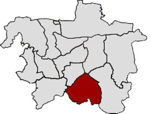 Karte Döhren-Wülfel