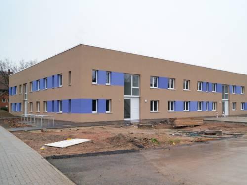 Flüchtlingswohnheim Hermann-Ehlers-Allee