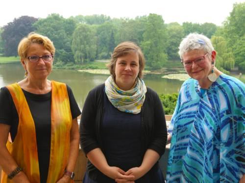 Dr. Brigitte Vollmer-Schubert, Friederike Kämpfe, Dr. Ursula Müller