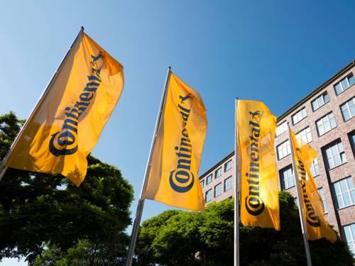 Der bisherige Sitz der Continental-Hauptverwaltung an der Vahrenwalder Straße