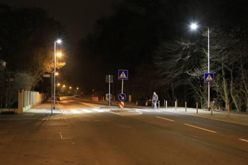Fußgängerüberwegsleuchten