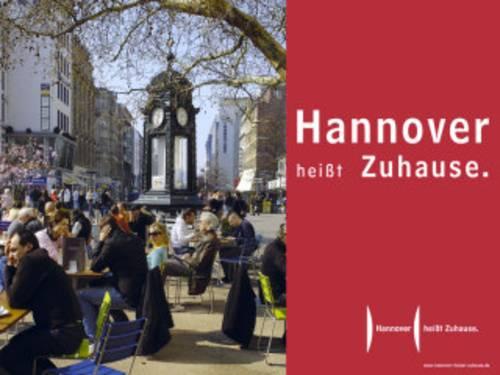 """Teaserbild der Kampagne """"Hannover heißt Zuhause"""""""