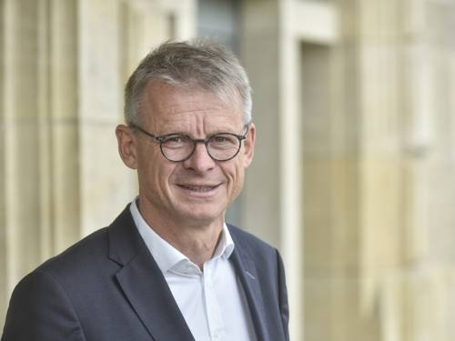 Prof. Dr. Bernhard Friedrich, NFF, TU Braunschweig