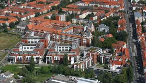 Luftbild Pelikan-Viertel