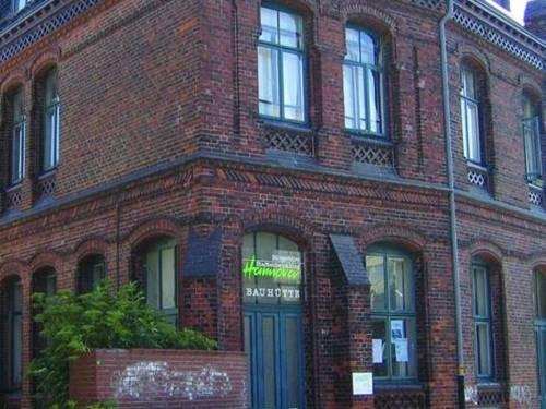 Bürgerbüro Stadtentwicklung, Bildausschnitt der Fassade des Gebäudes in der Brau7nstraße 28