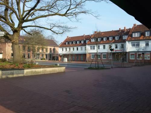 Der Butjerbrunnenplatz in Oberricklingen