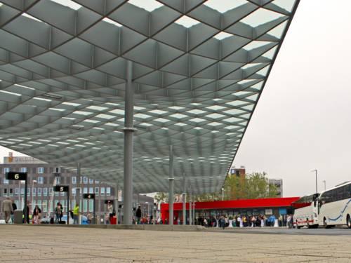 Der ZOB Hannover