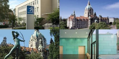 Haus der Region und Neues Rathaus