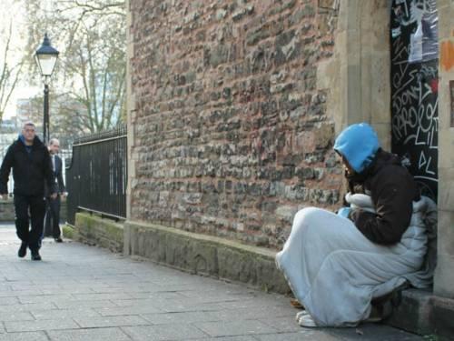 Bristol: Kampf gegen die Obdachlosigkeit