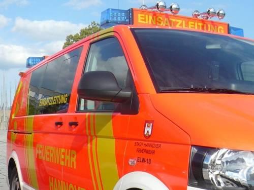 Fahrzeug der Einsatzleitung -Feuerwehr Hannover