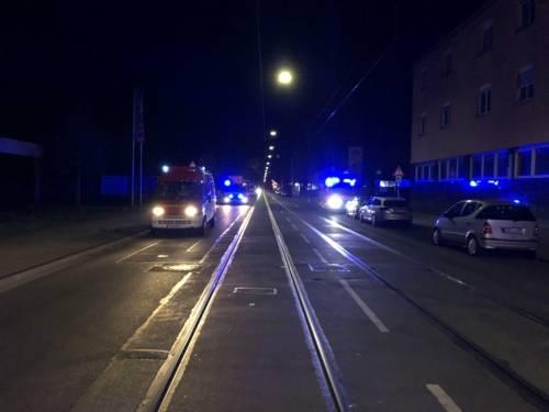 Autos brennen in Hannover Linden