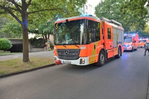 Einsatzfahrzeuge der Feuerwehr Hannover