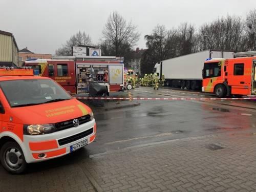 Verschiedene Feuerwehrautos
