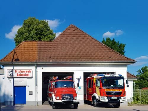 Feuerwehrhaus Badenstedt