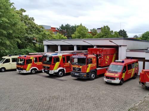 Feuerwehrhaus Davenstedt