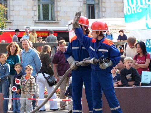 Symbolbild Veranstaltungen Feuerwehr Hannover