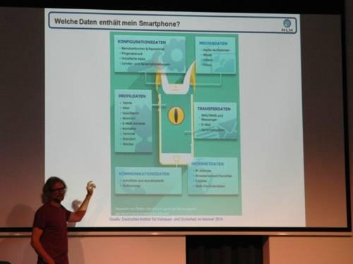 Workshop 4: Vortrag von Jens Wiemken (Niedersächsische Landesmedienanstalt)